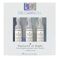 HYALURON AT NIGHT