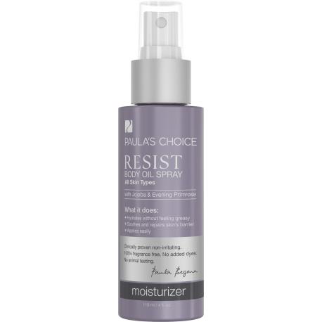 Resist Olejový telový spray