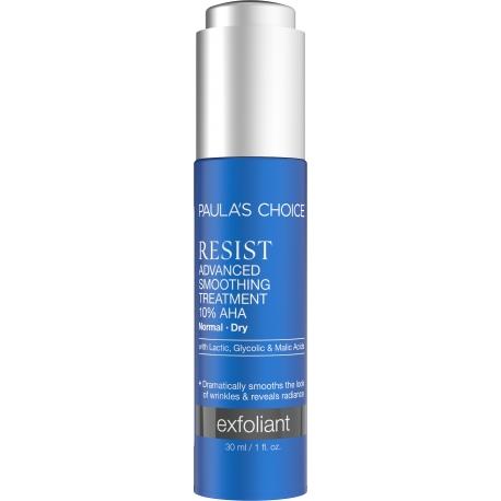 Resist 10% AHA Exfoliant proti starnutiu