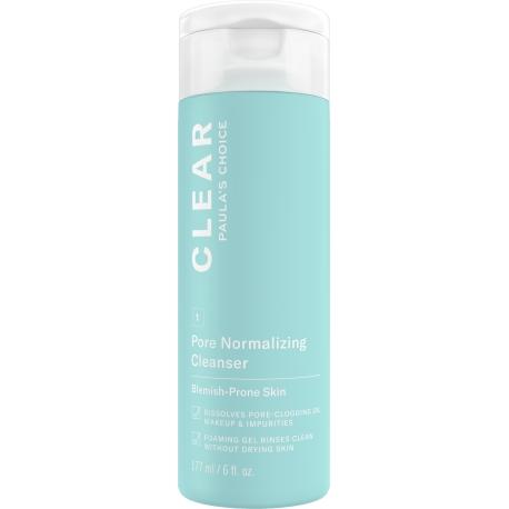 Clear Čistiaci prípravok pre pleť náchylnú na rozšírené póry a akne