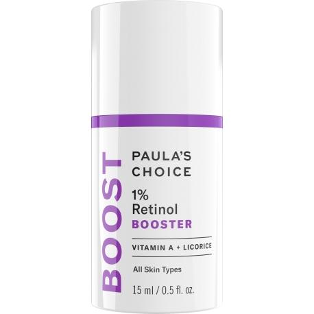 Resist Booster s 1% retinolom