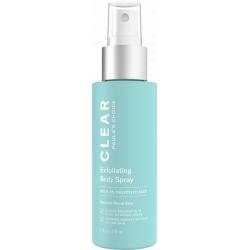 Clear Exfoliantný telový spray s 2% kyselinou salicylovou