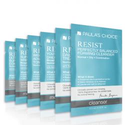 RESIST Testovacia  anti-aging sada pre zmiešanú a mastnú pleť