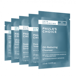Skin Balancing Sample Set
