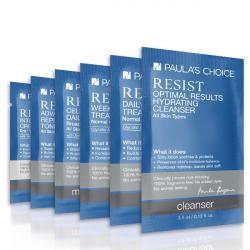 RESIST Testovacia anti-aging sada pre normálnu a suchú pleť
